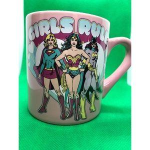 Other - Girls Rule Coffee Mug